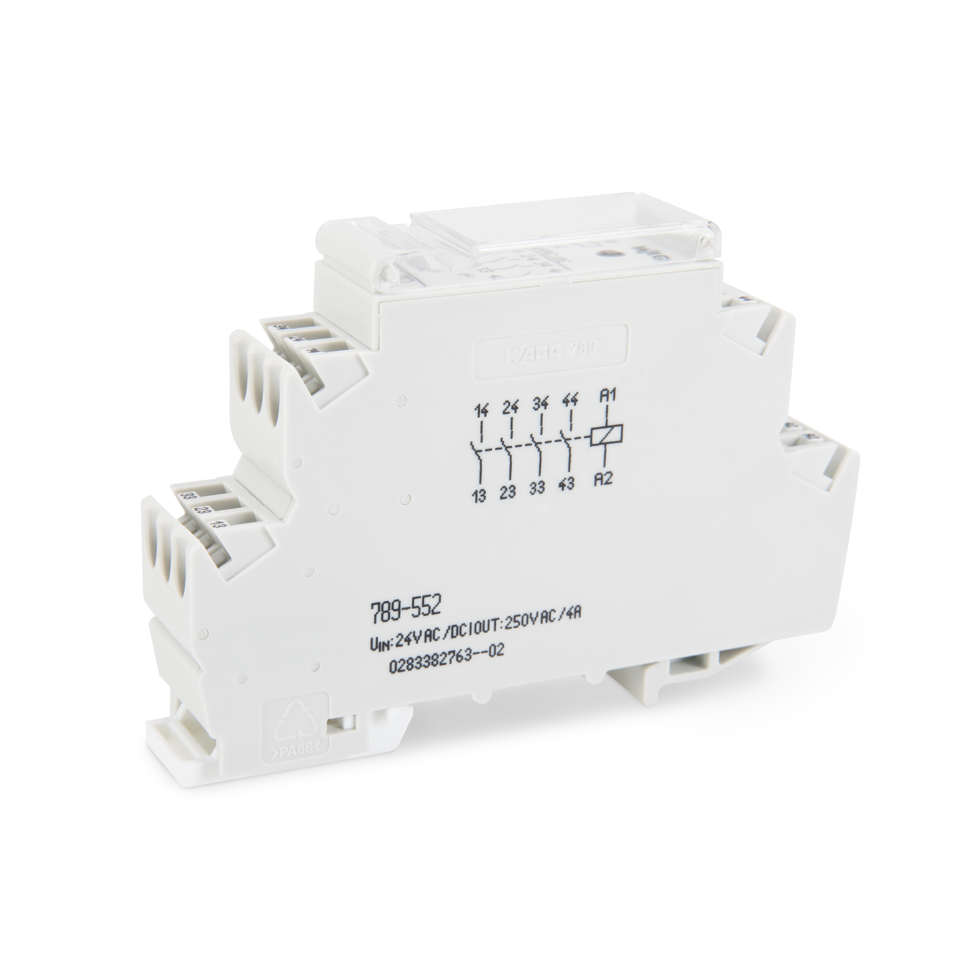 Wago Relay And Optocoupler Modules For A Wide Range Of Jual Switch In Din Rail Mount Enclosure 789 Series