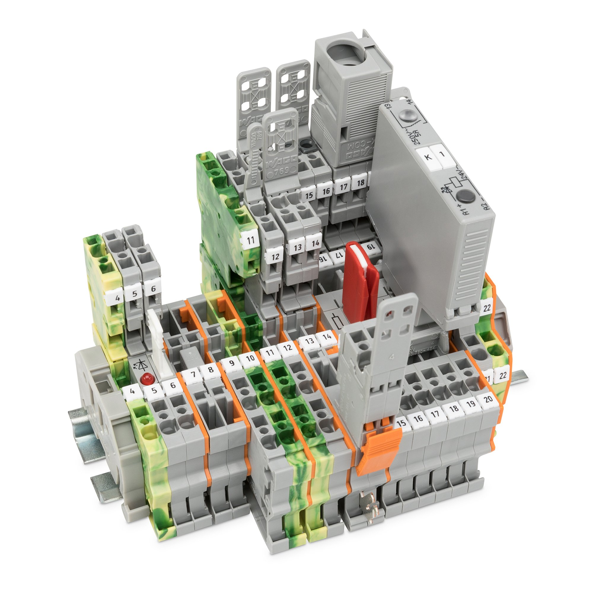 Rail-Mount Terminal Blocks – Only the Best for Control
