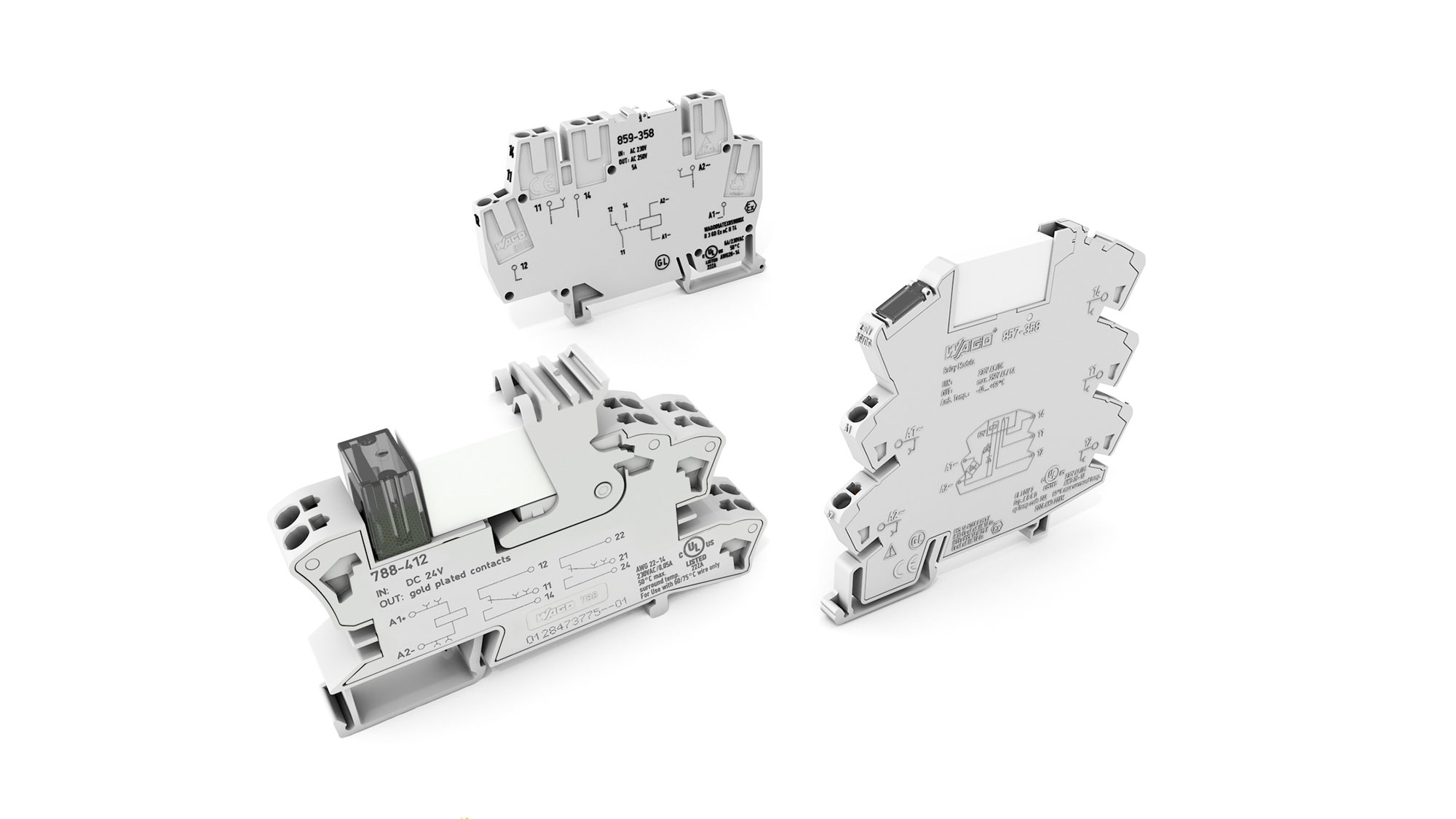 Wago Relay And Optocoupler Modules For A Wide Range Of Acuracl20002003seatwiringschematicdiagramjpg All Products