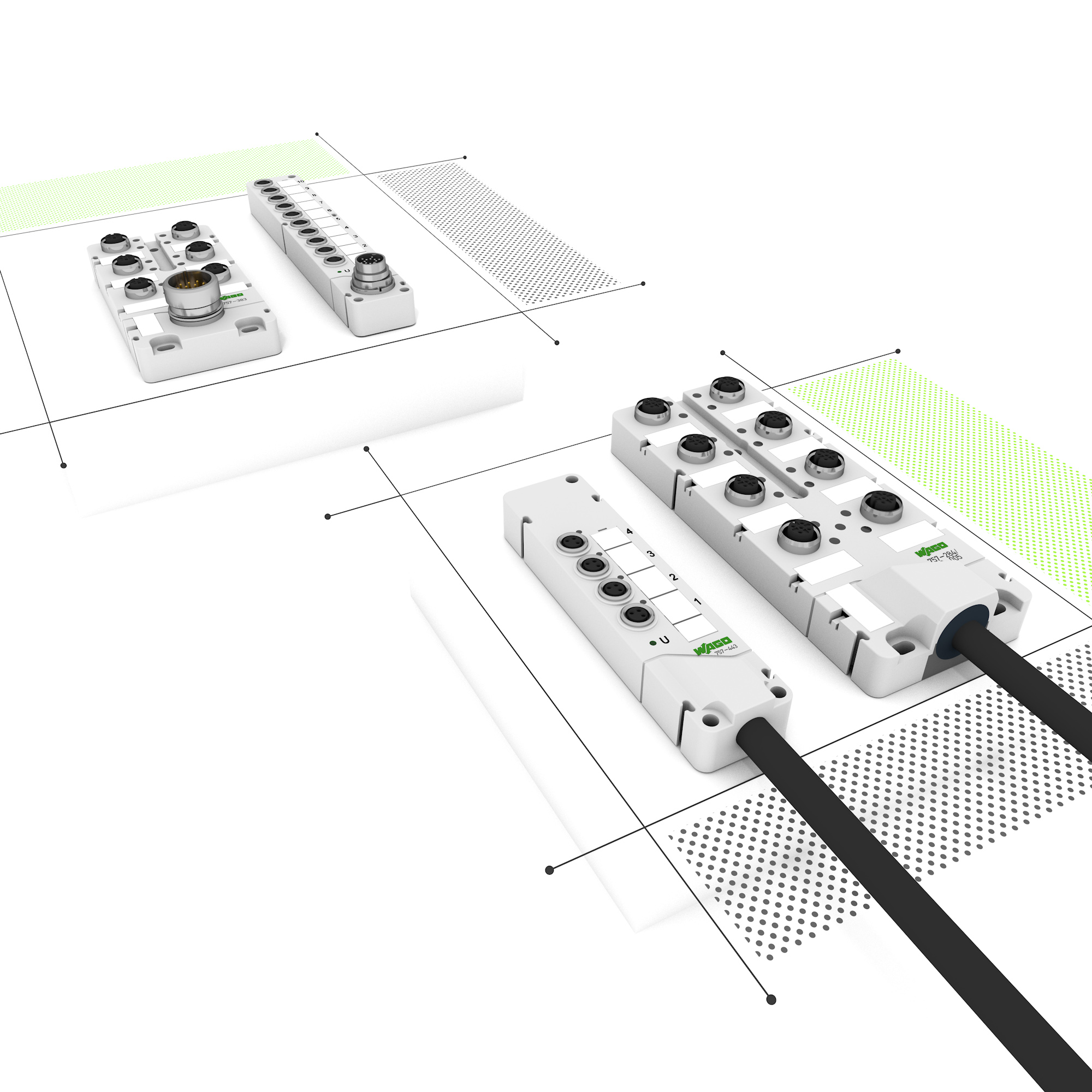 WAGO | Sensor/Actuator Boxes – For Cabinet-Free Signal Transmission