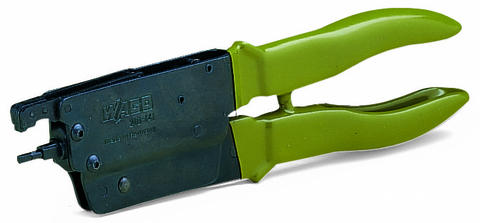 Operating pliers; for 281, 282, 283, 284 Series side-entry rail-mounted terminal blocks