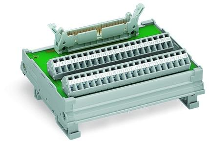 Interface module; with male connector per DIN 41651; 26-pole
