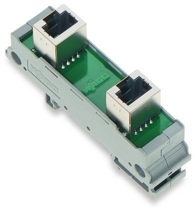 Interface module for ETHERNET RJ-45