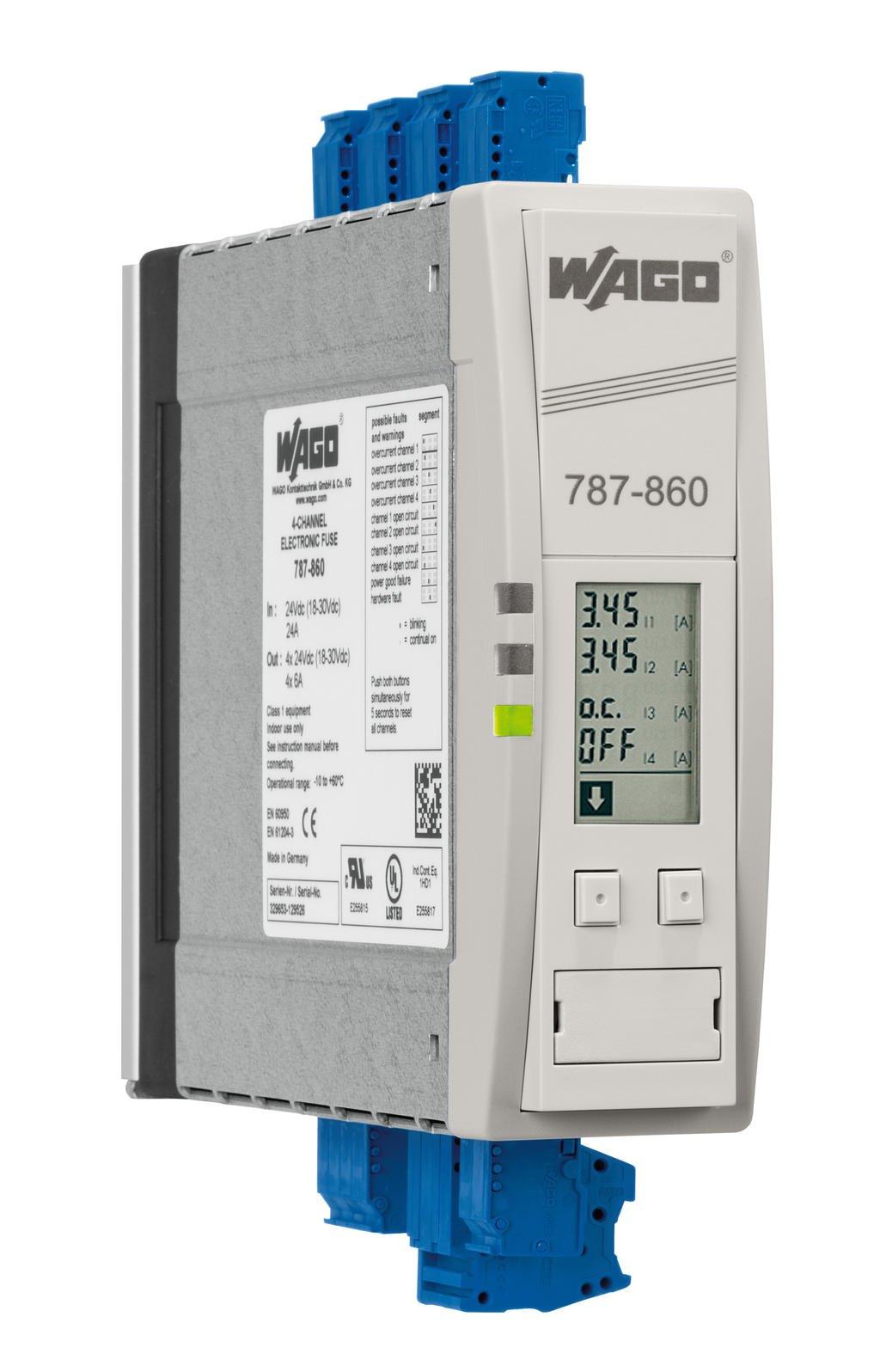 WAGO | electronic circuit breaker (787-860)