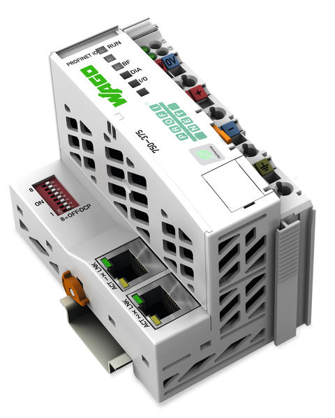 Feldbuskoppler PROFINET IO; 3. Generation; Advanced