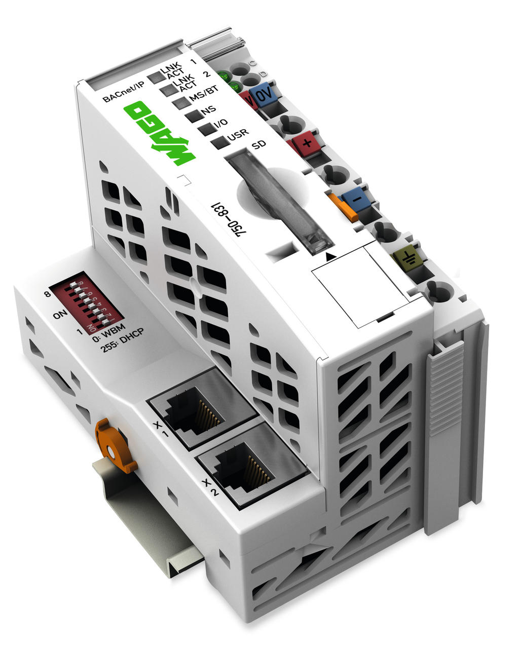 Controller BACnet/IP