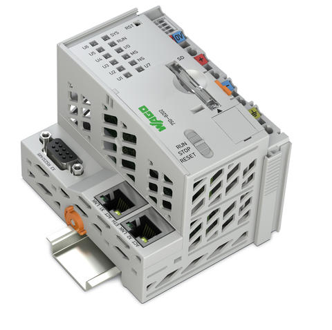 Controller PFC200; 2 x ETHERNET, RS-232/-485