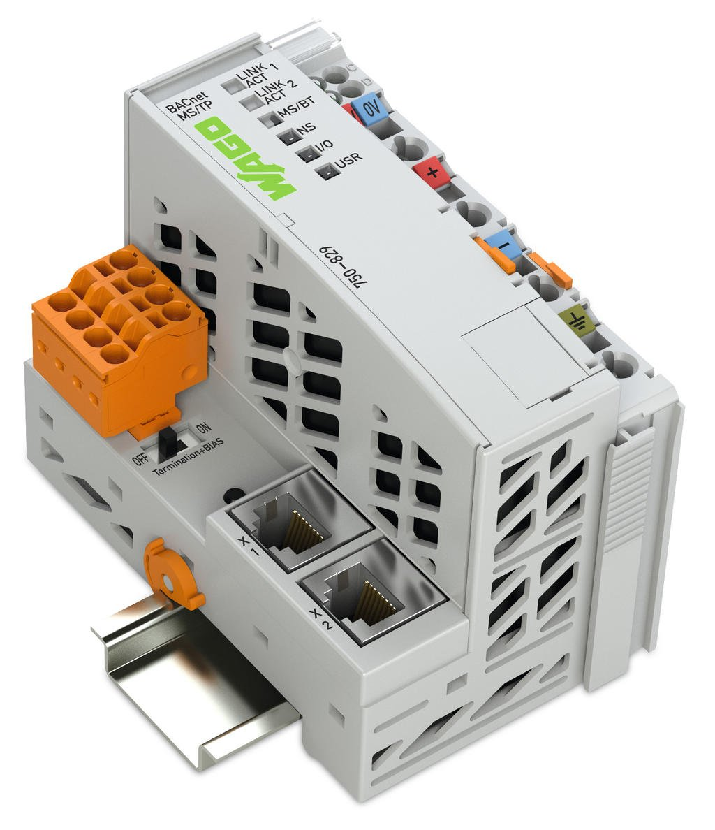 Wago Controller Bacnet Ms Tp 750 829 Wiring