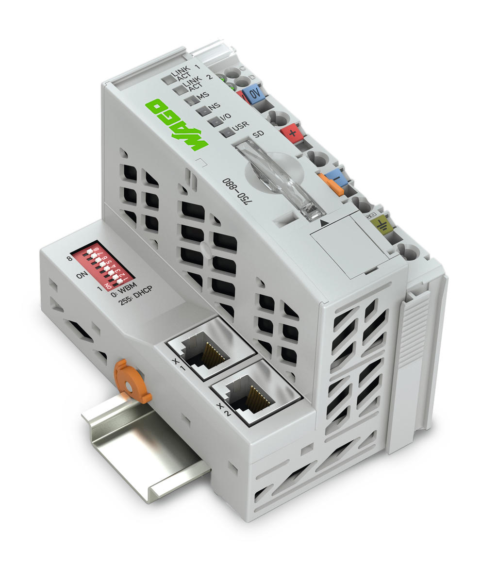 Wago Controller Ethernet 750 880 Note The Dmx Power Over Cat5 System Is Not To Be Confused With 3rd Generation Sd Card Slot