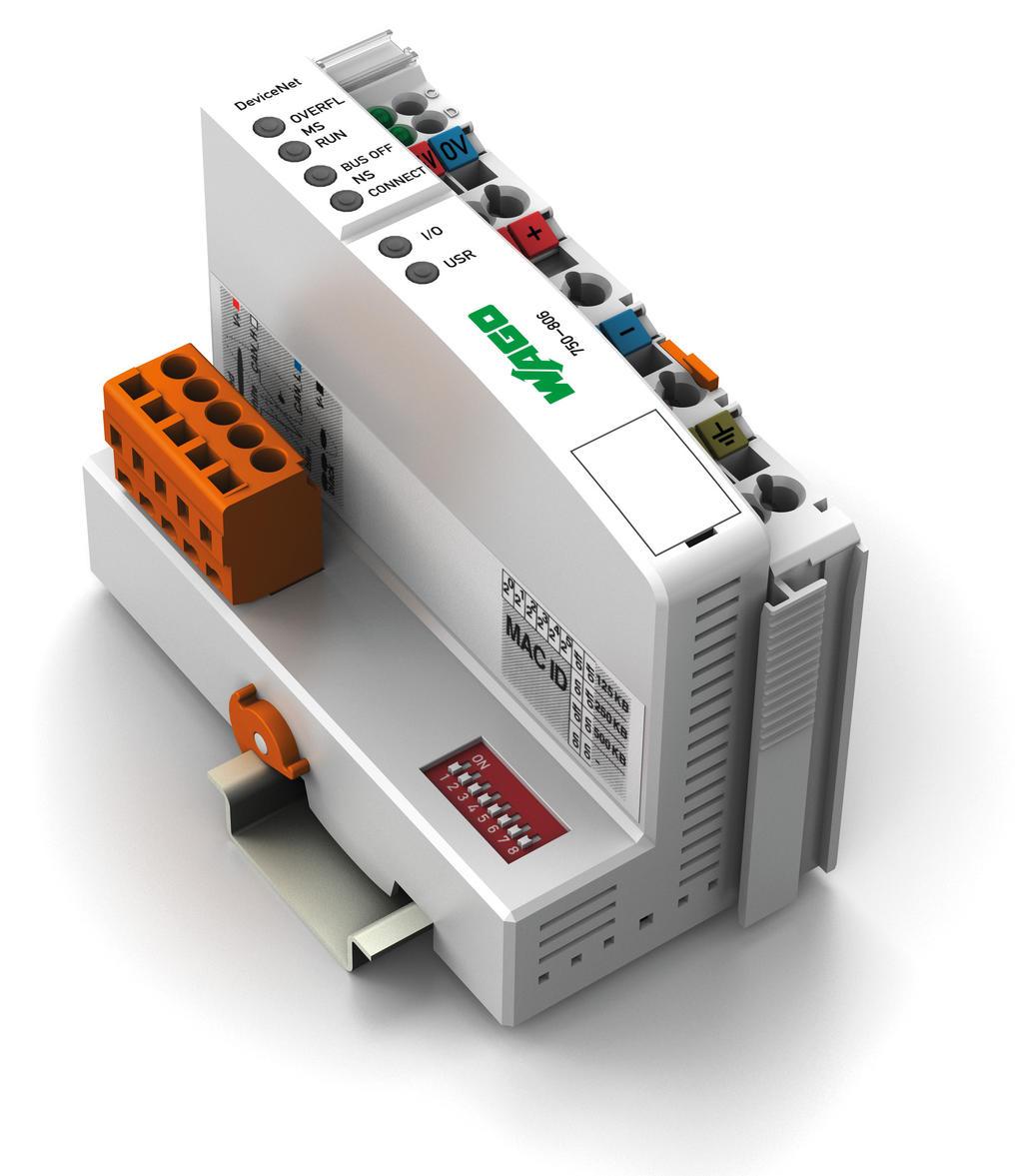 Wago Controller Devicenet 750 806 Wiring Diagram