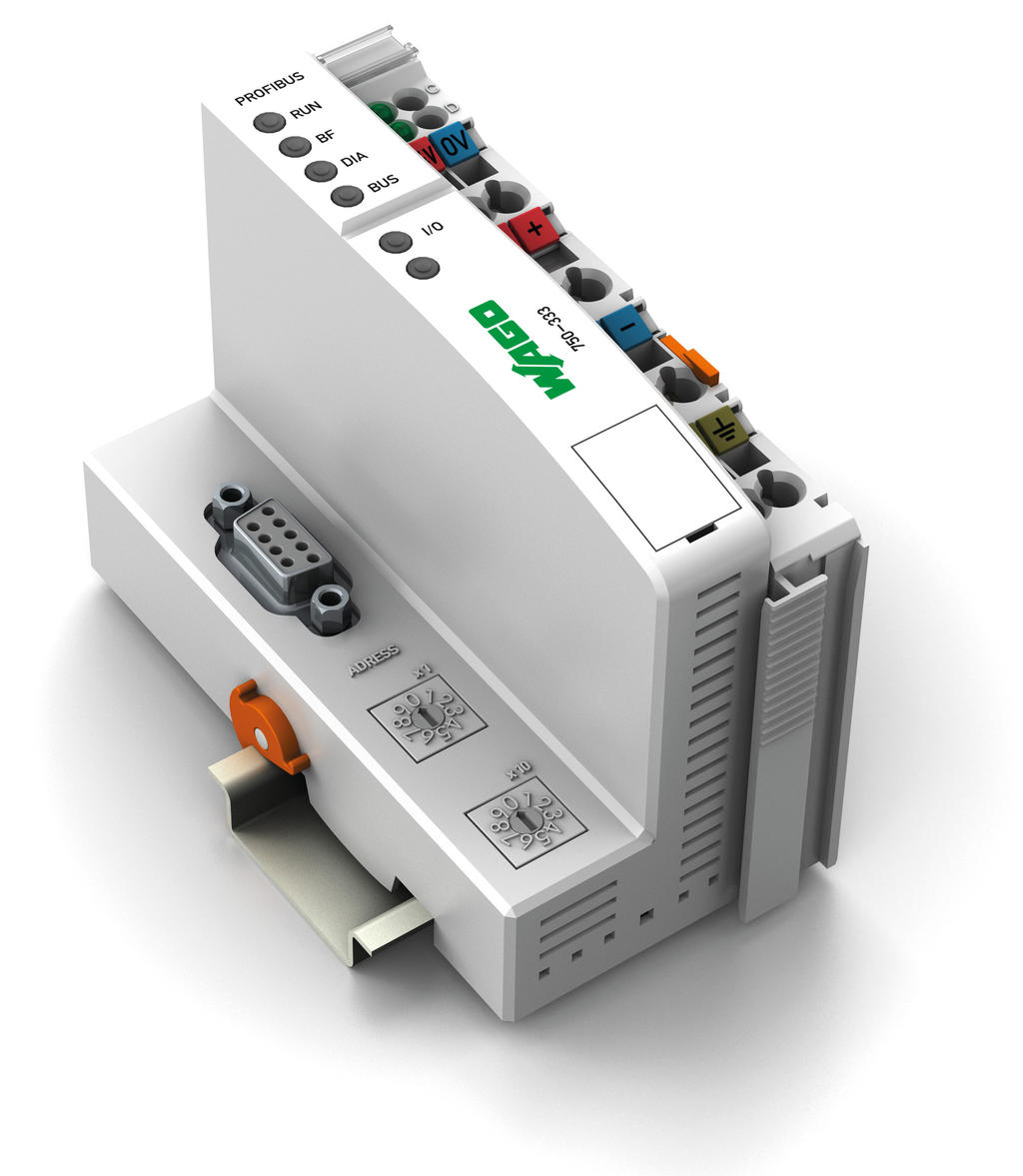 Wago 750-343   power supply   electrostatic discharge.