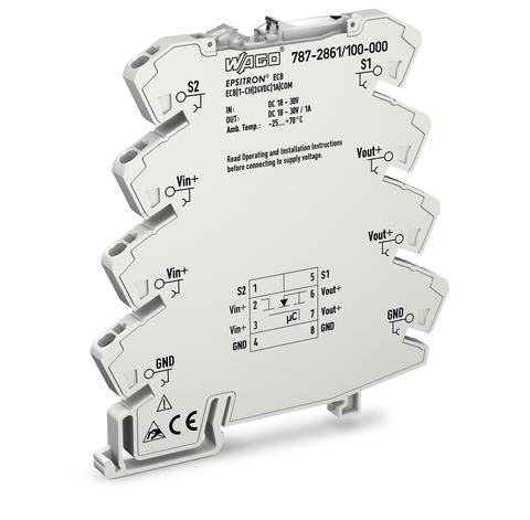 WAGO | elektronischer Schutzschalter (787-2861/100-000)
