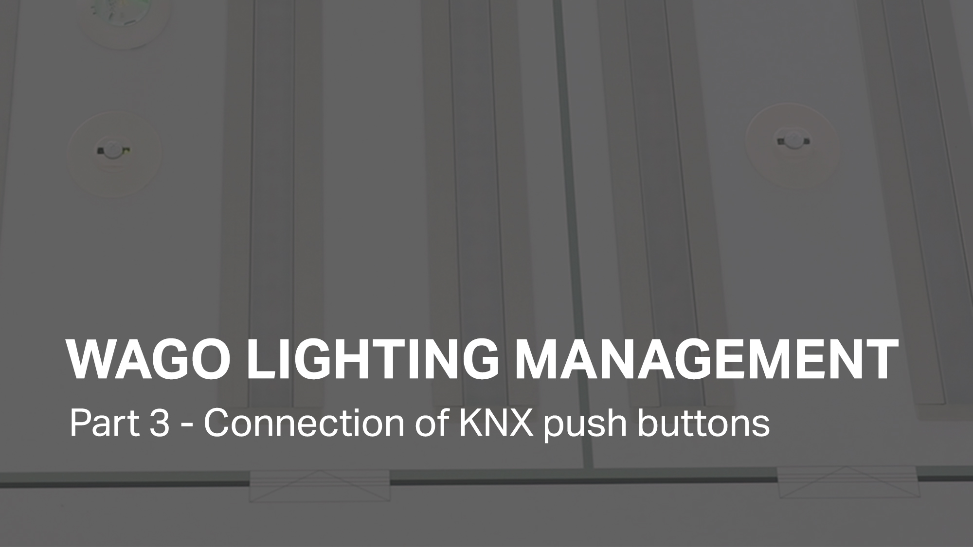 Wago Lighting Management Wiring Diagram In Addition On Download Home Emergency Part 3 Connection Of Knx Touch Sensors