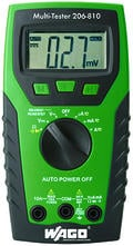 Multi Tester; Digital multimeter with contact-less voltage tester